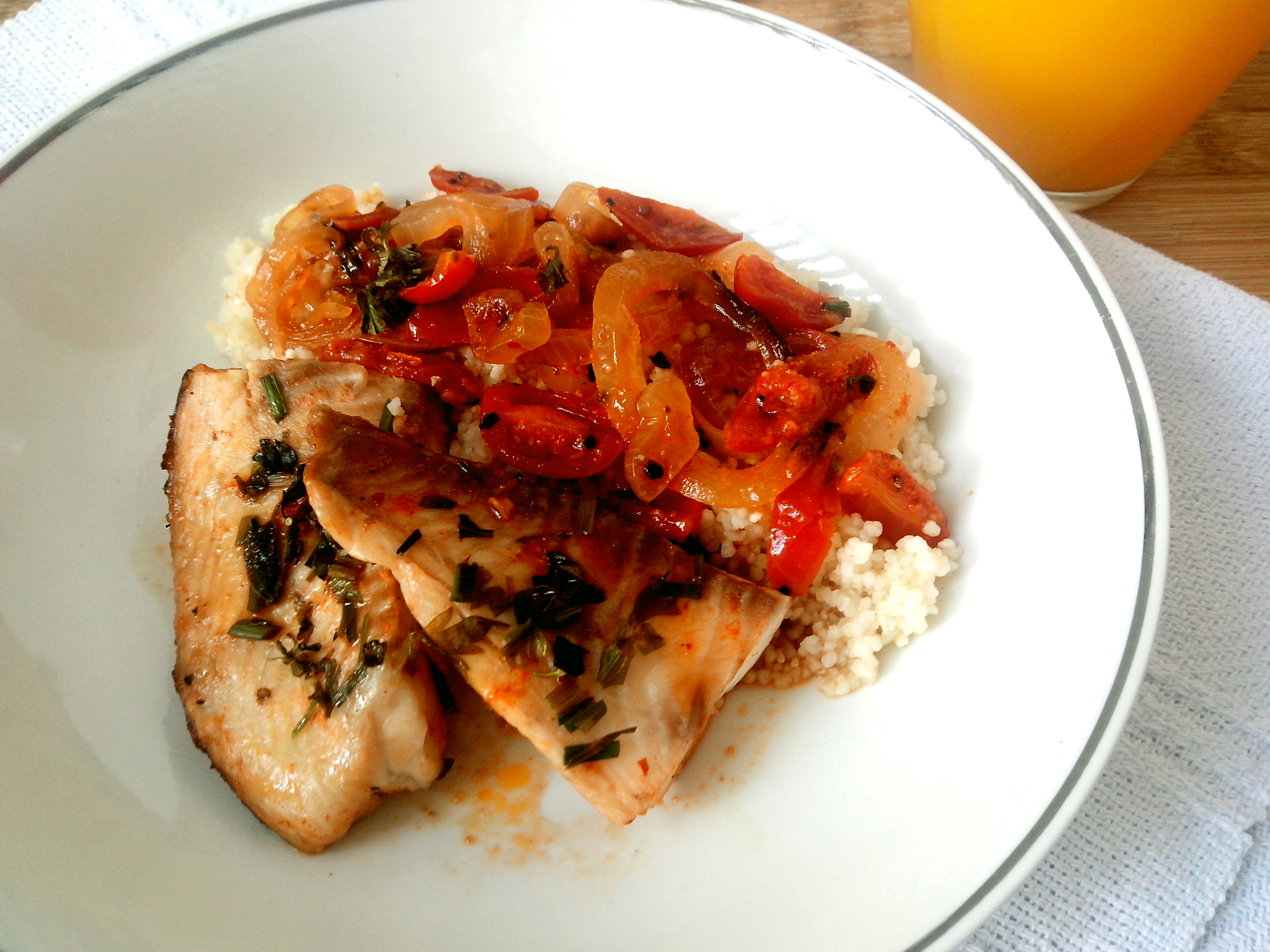 how to cook escabeche tilapia